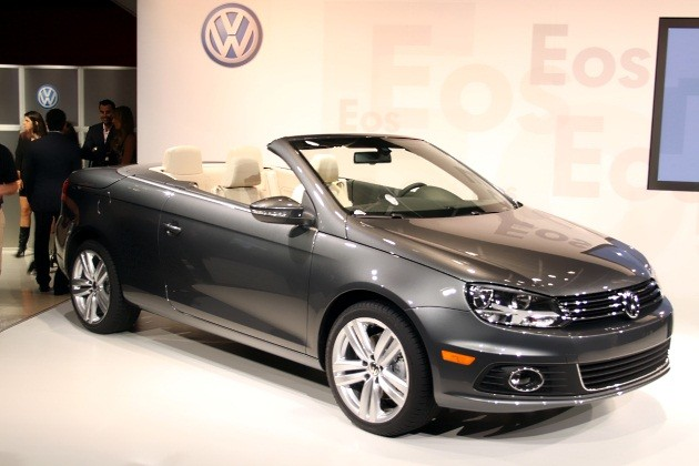 Volkswagen eos 2012 photo - 1
