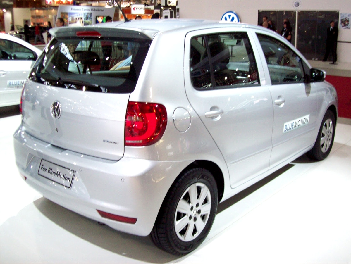 Volkswagen Fox 2013 photo - 1
