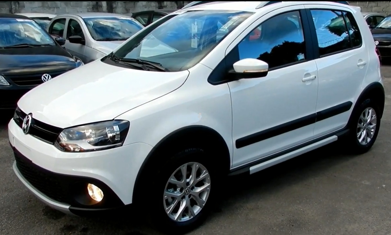Volkswagen Fox 2013 photo - 2