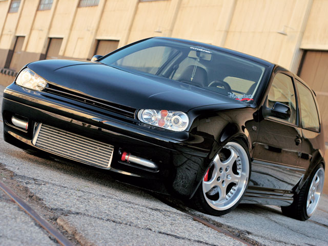 Volkswagen gti 2001 photo - 3