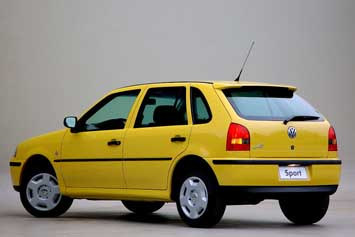 Volkswagen Gol 2002 photo - 2
