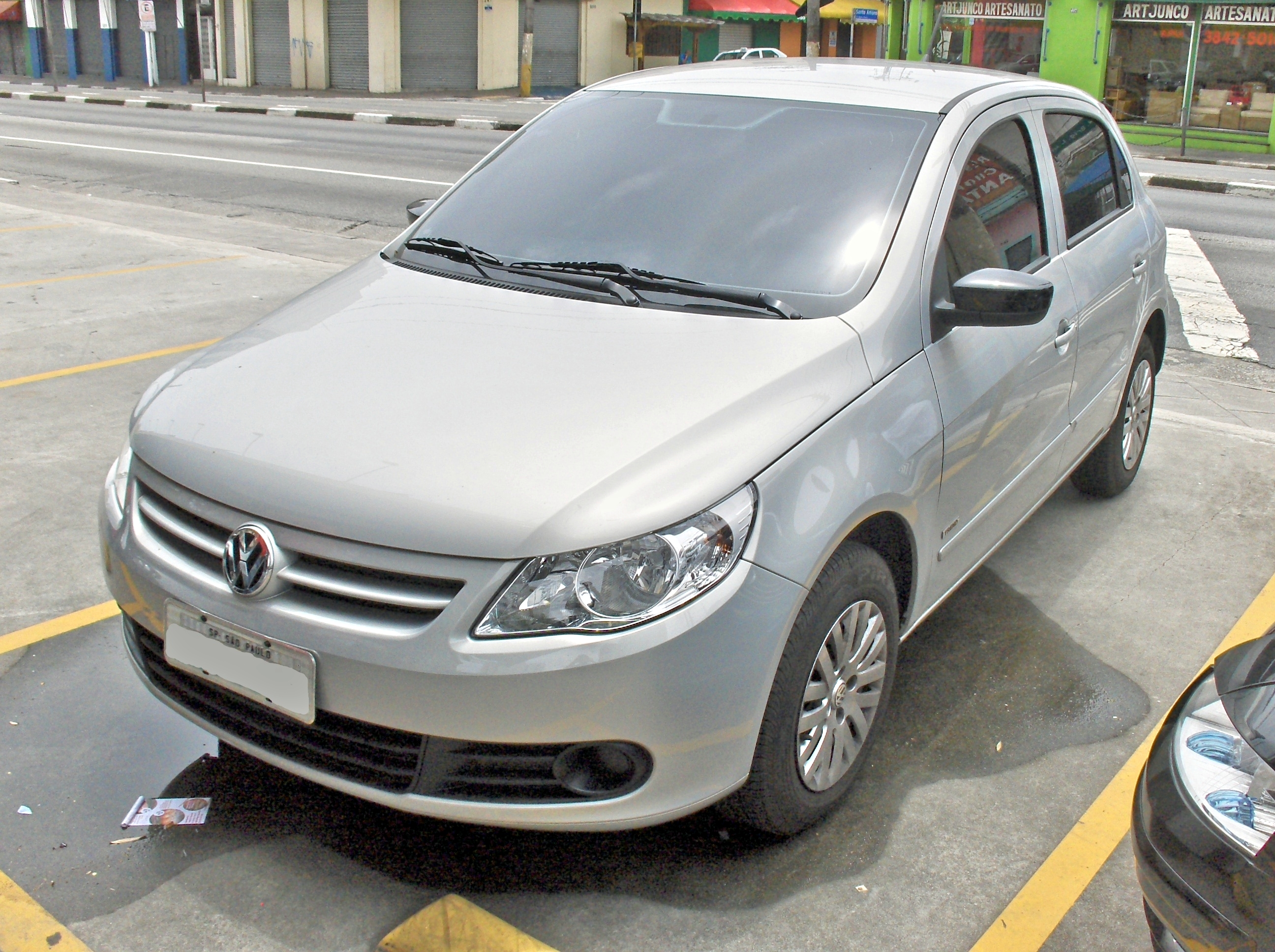 Volkswagen Gol 2009 photo - 2