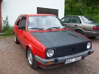 Volkswagen Golf 1986 photo - 3