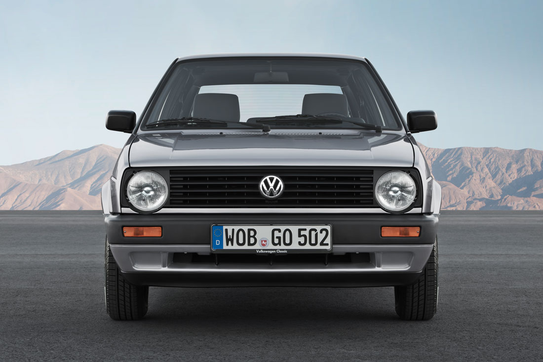 Volkswagen Golf 1989 photo - 2