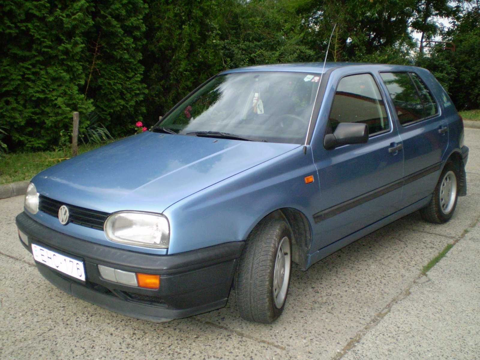 volkswagen golf 1994 review amazing pictures and images look at the car. Black Bedroom Furniture Sets. Home Design Ideas