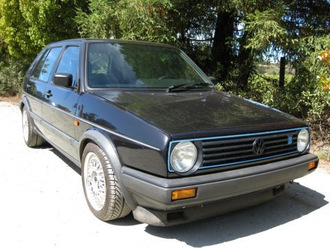 Volkswagen Golf GTI 1990 photo - 1