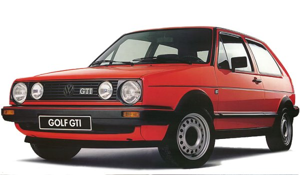 Volkswagen Golf GTI 1990 photo - 2