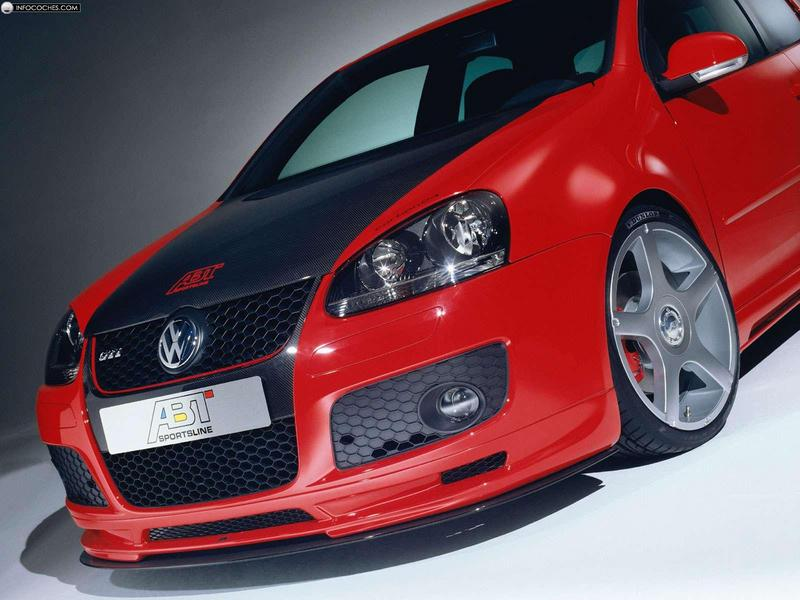Volkswagen Golf GTI 2005 photo - 3
