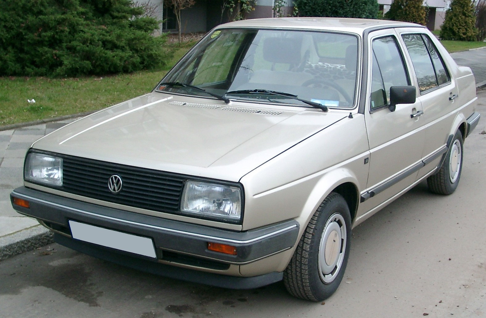 Volkswagen Jetta 1987 photo - 3
