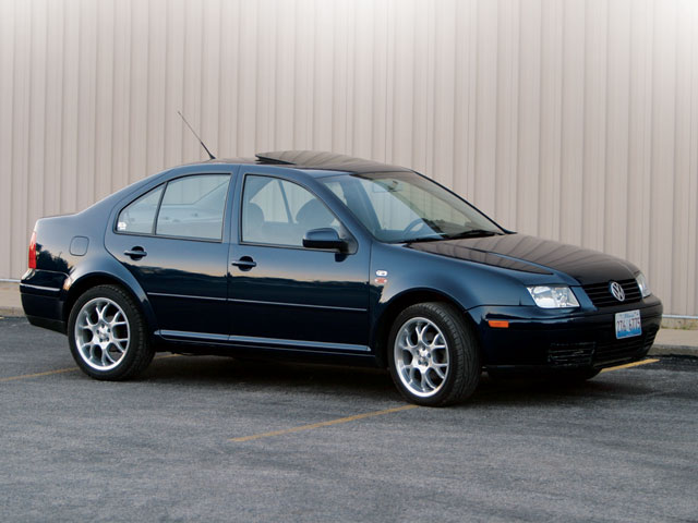 Volkswagen Jetta 2002 photo - 3