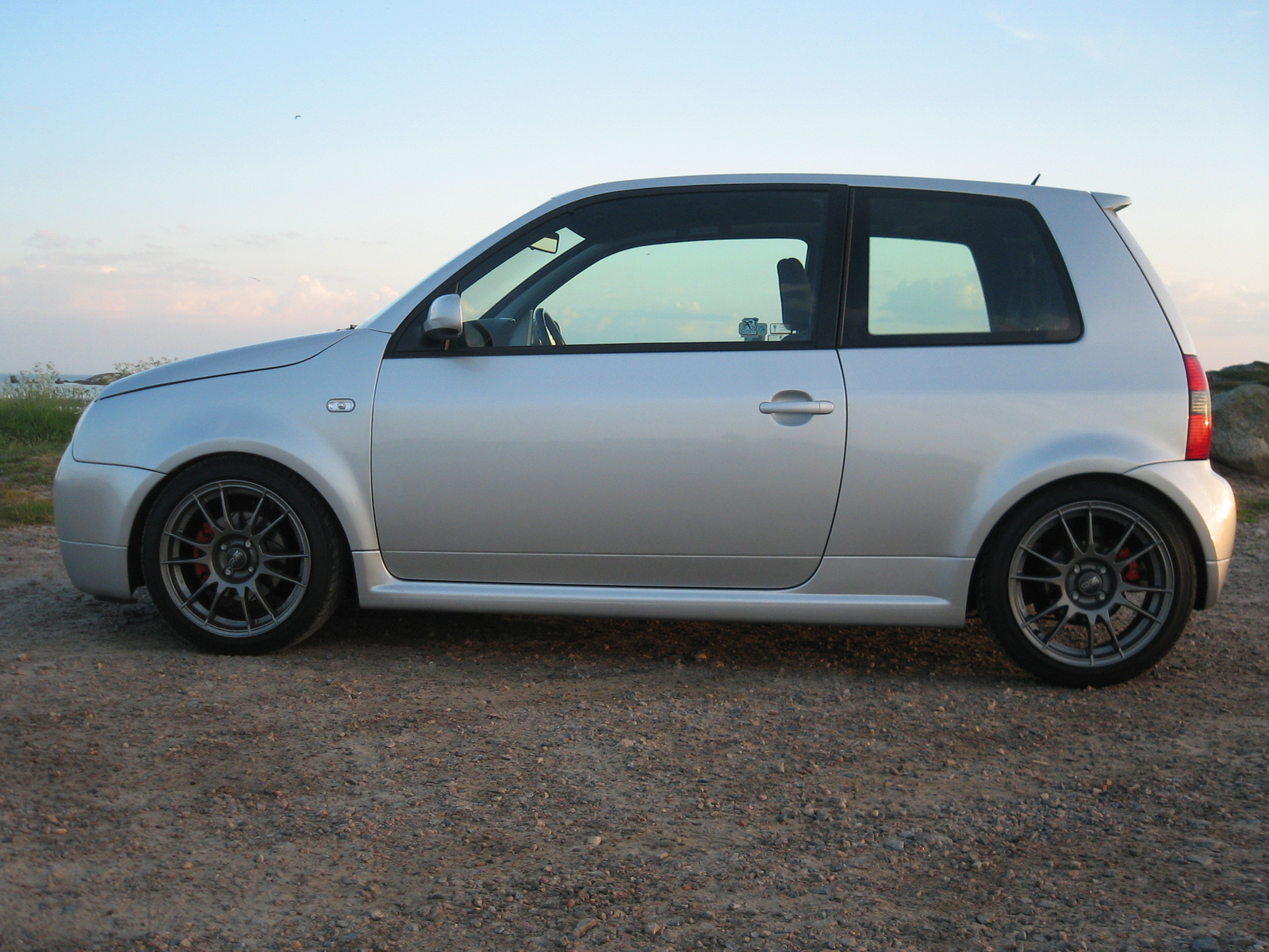 Volkswagen Lupo 2002 photo - 3
