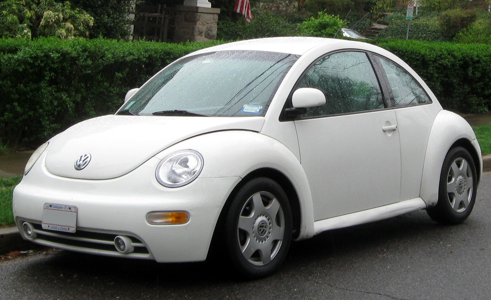 Volkswagen New Beetle 1998 photo - 1