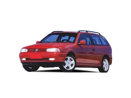 Volkswagen parati 1998 photo - 1