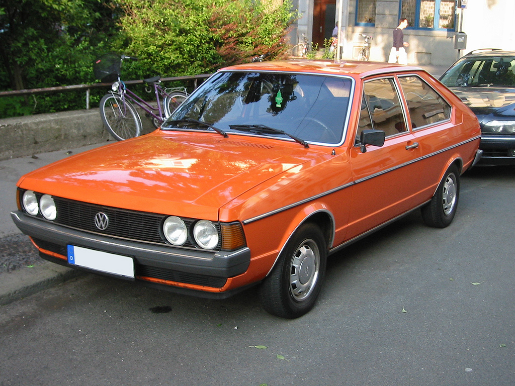 Volkswagen passat 1984 photo - 3