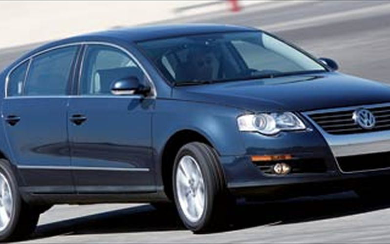 Volkswagen Passat 2006 photo - 3
