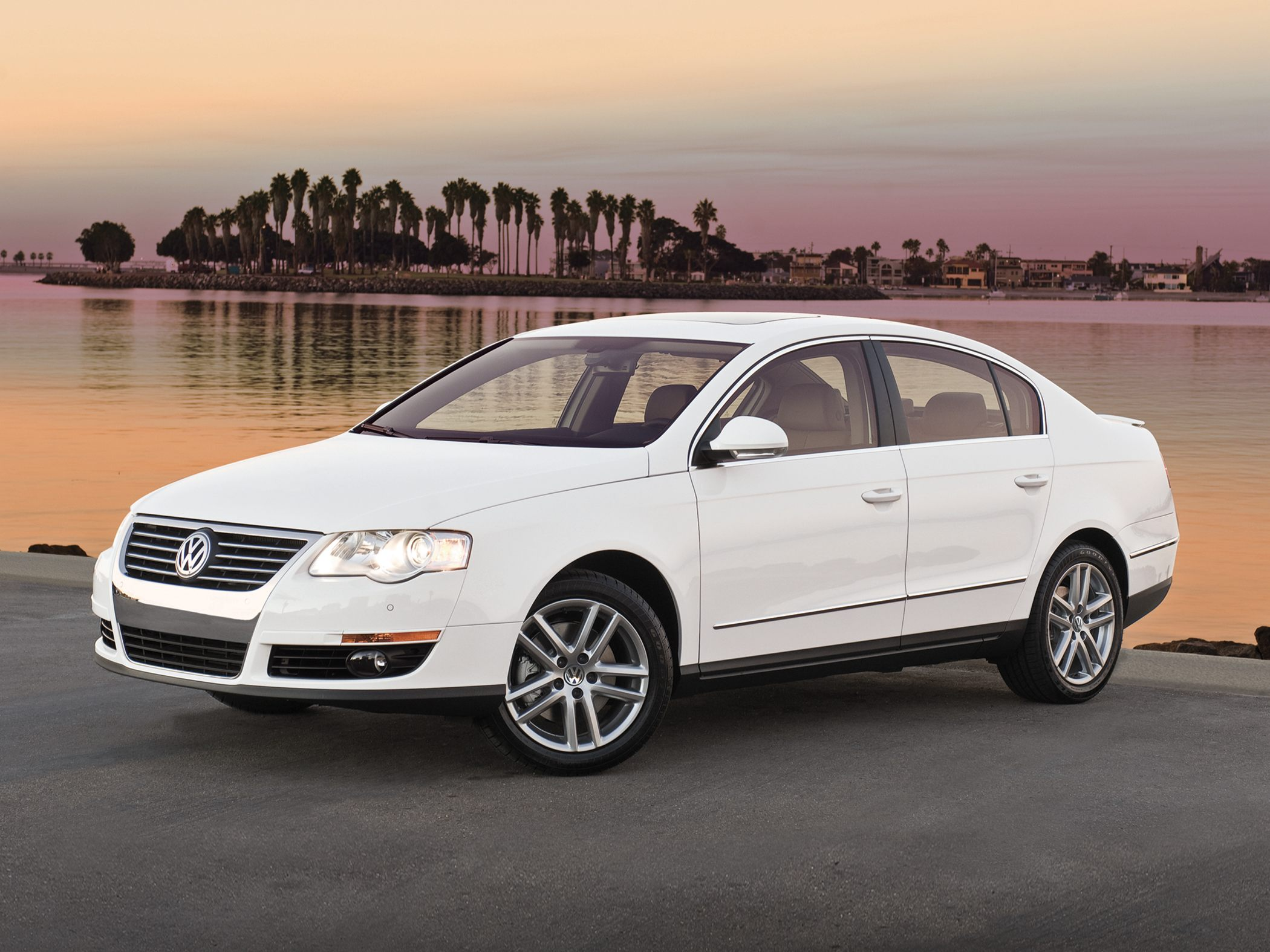 Volkswagen Passat 2010 photo - 1