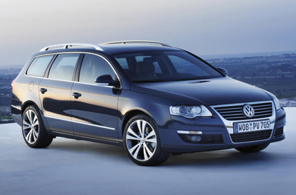Volkswagen Passat Variant 2008 photo - 3