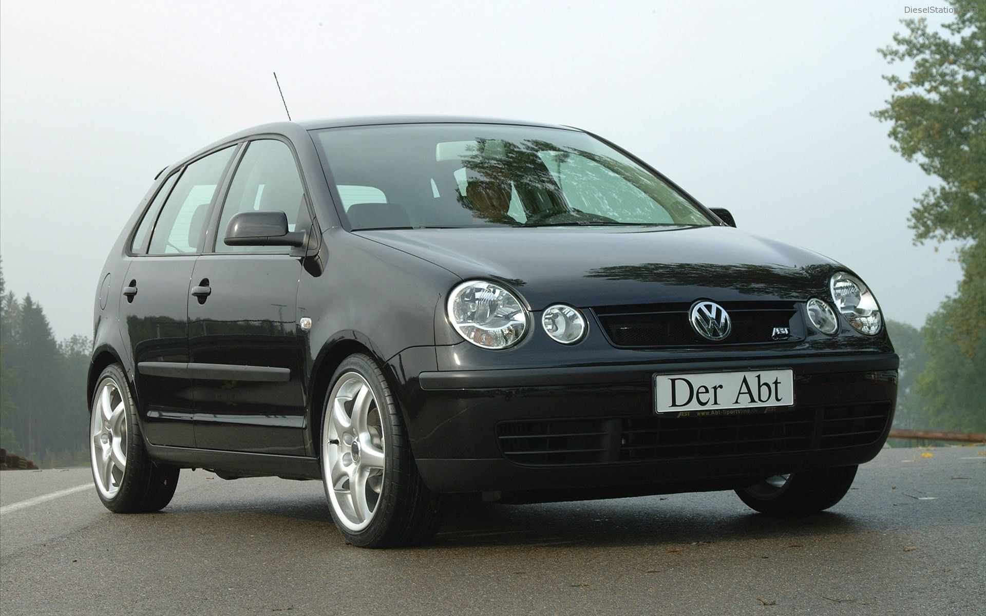 Volkswagen Polo 2006 photo - 1