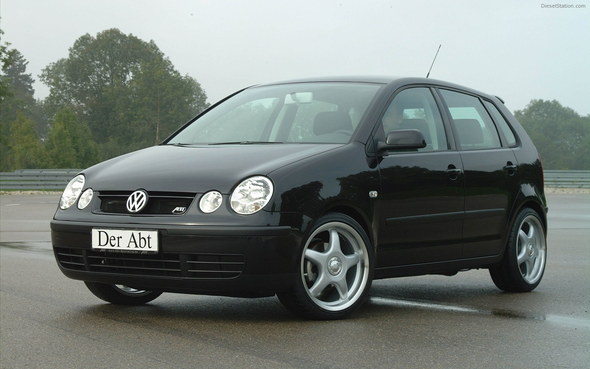 Volkswagen Polo 2006 photo - 2