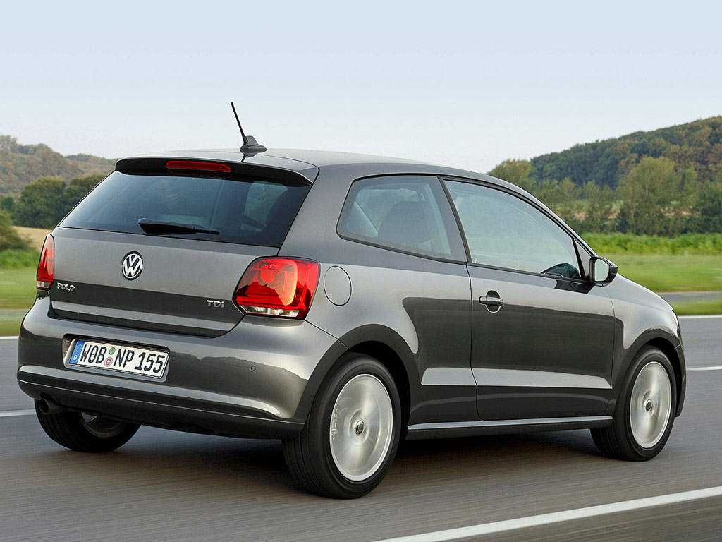 Volkswagen Polo 2009 photo - 3