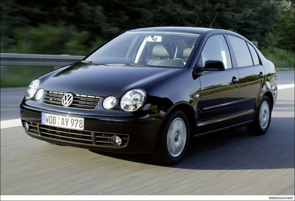 volkswagen polo sedan 2005 review amazing pictures and images look at the car. Black Bedroom Furniture Sets. Home Design Ideas