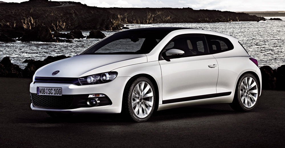 Volkswagen scirocco 2005 photo - 1