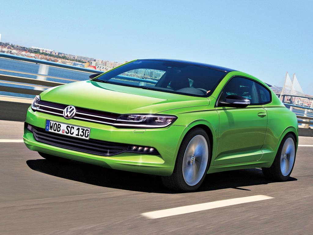 Volkswagen Scirocco 2013 photo - 1