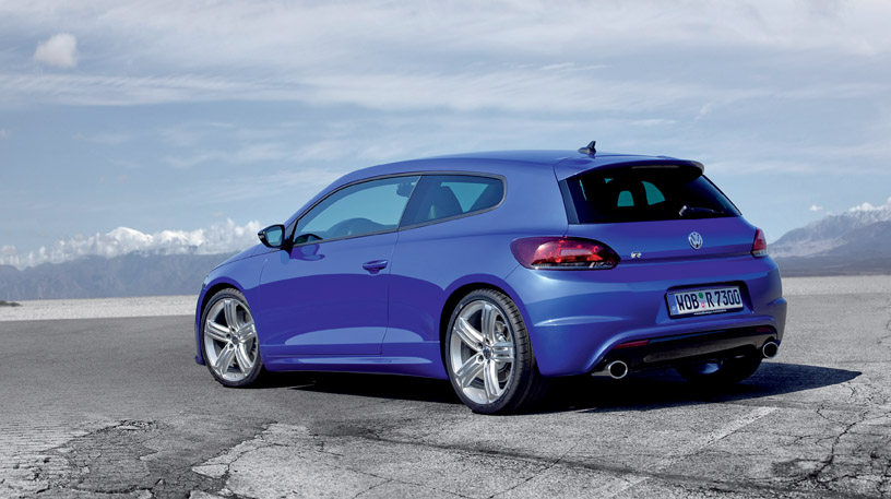 Volkswagen Scirocco R 2015 photo - 1