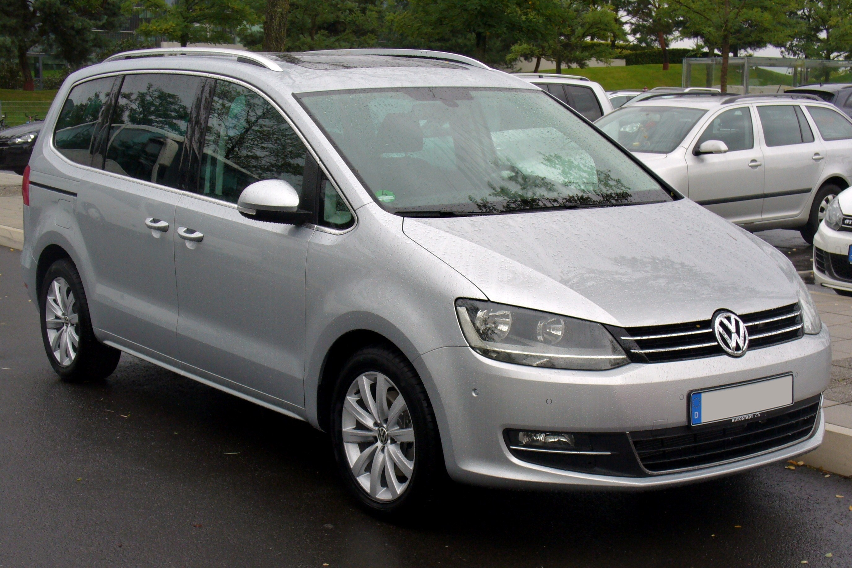 Volkswagen sharan 2004 photo - 2