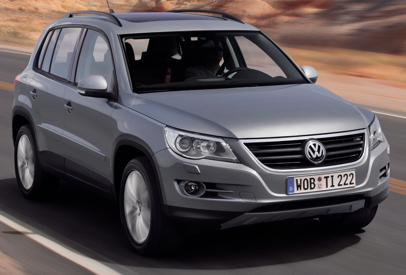 Volkswagen Tiguan 2006 photo - 2