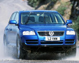 Volkswagen Touareg 2003 photo - 2