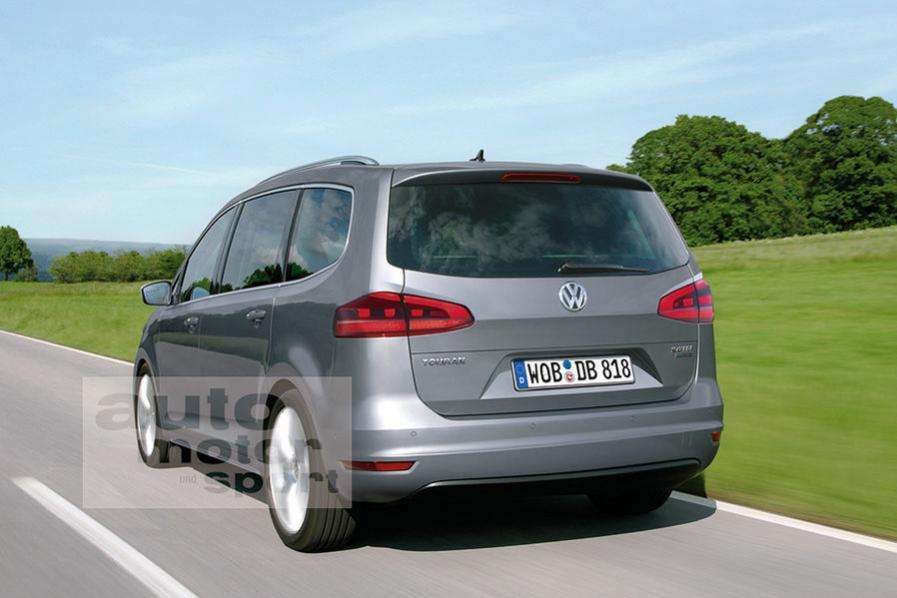 volkswagen touran 2014 review amazing pictures and. Black Bedroom Furniture Sets. Home Design Ideas