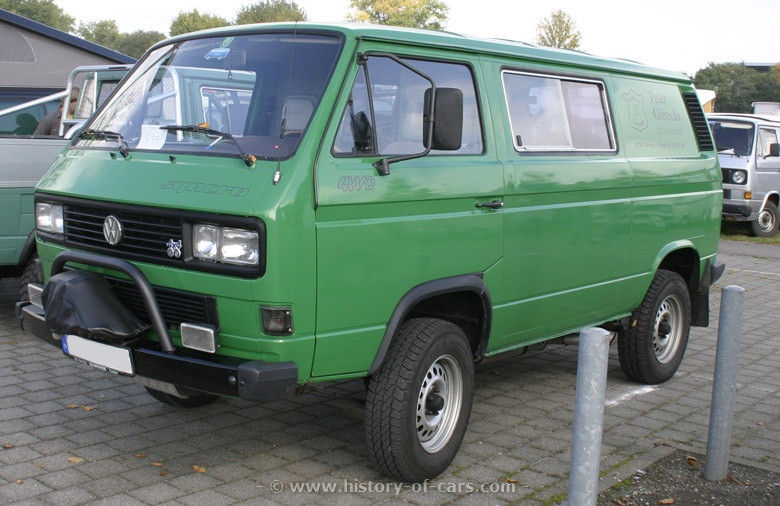 Volkswagen transporter 1985 photo - 2