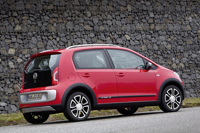 Volkswagen up 2012 photo - 3