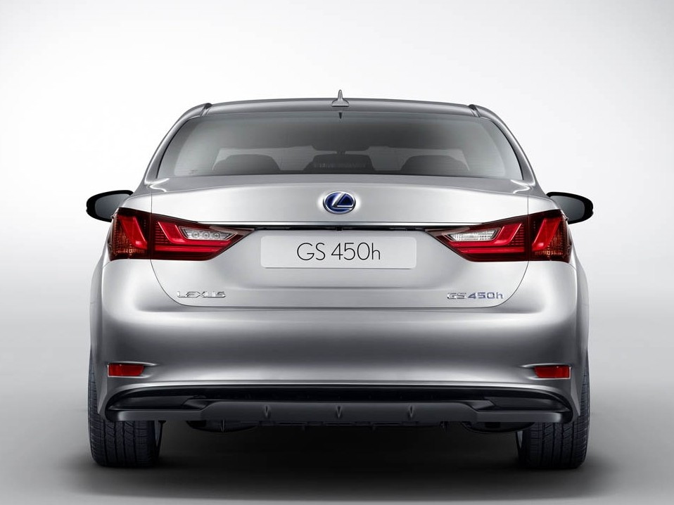 Lexus hybrid 2012 photo - 2