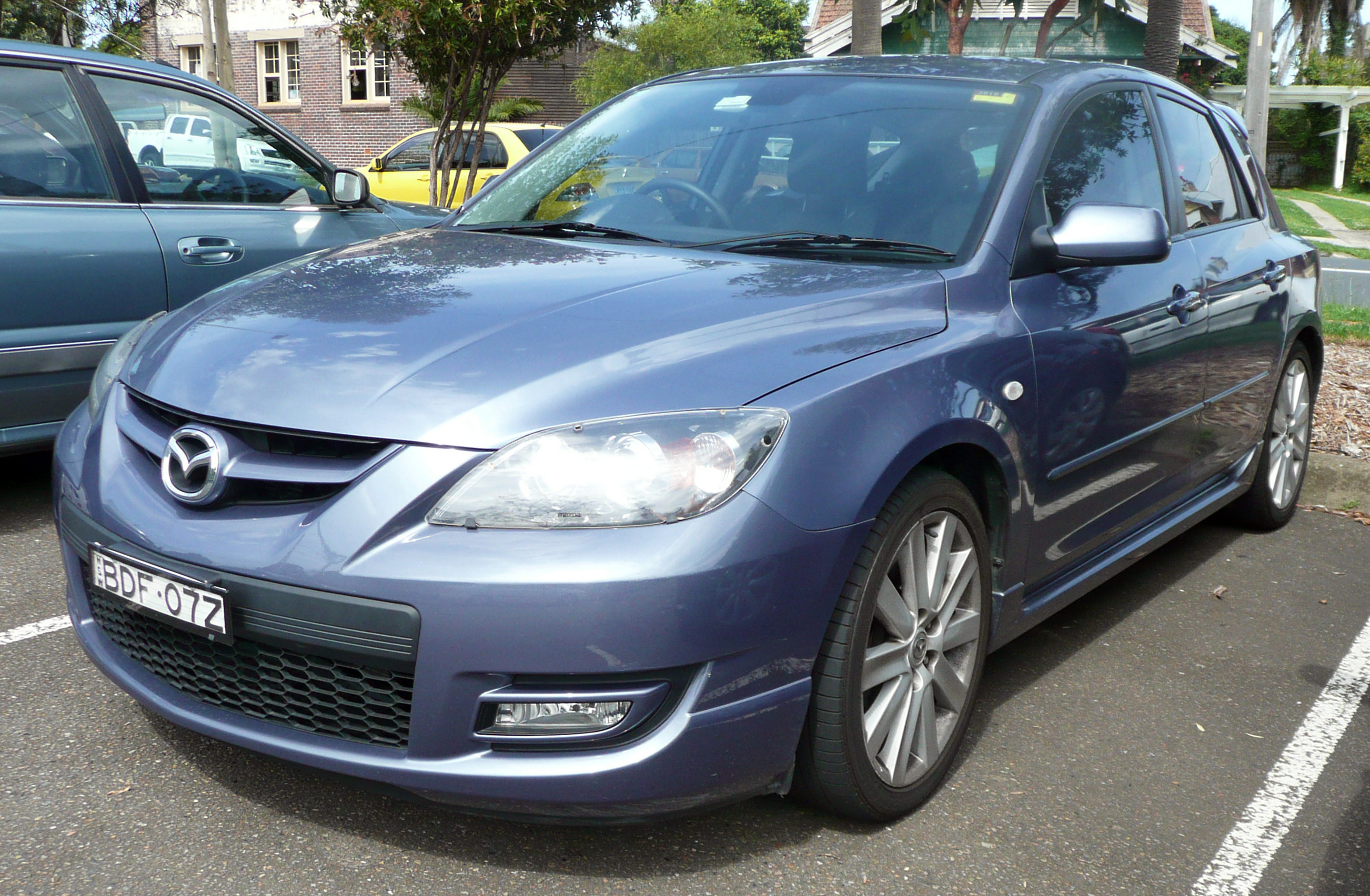 Mazda 3 2009 Review Amazing Pictures And Images Look At The Car
