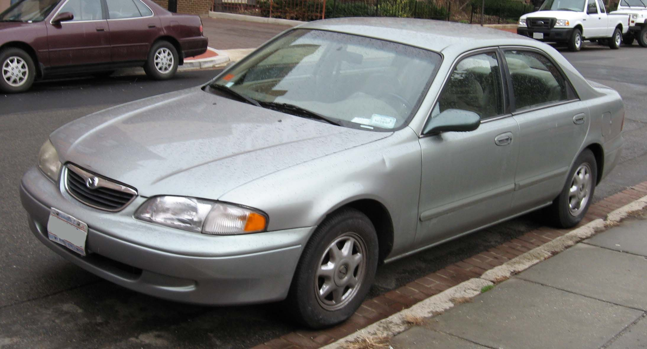 Mazda 6 2000 Review Amazing Pictures And Images Look