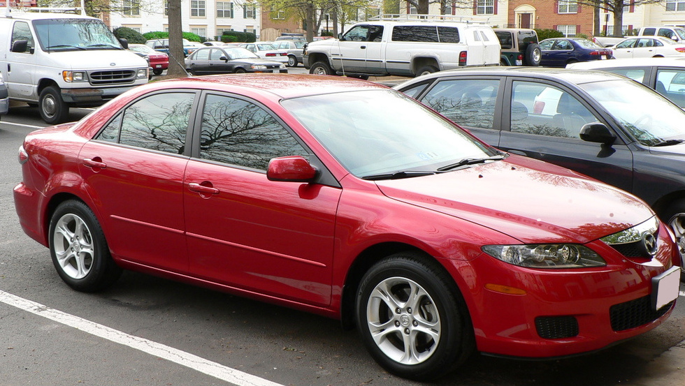 Superb Mazda 6 2006 Photo   5