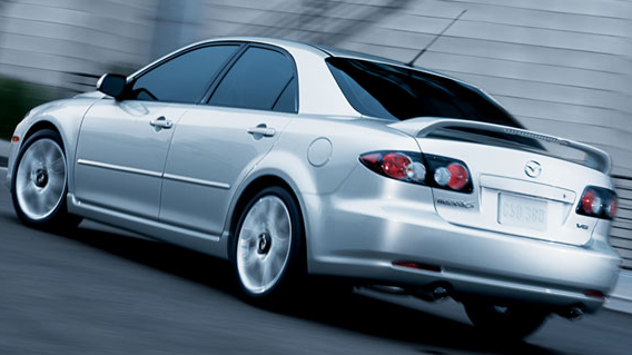 mazda 6 2007 review amazing pictures and images look at the car. Black Bedroom Furniture Sets. Home Design Ideas