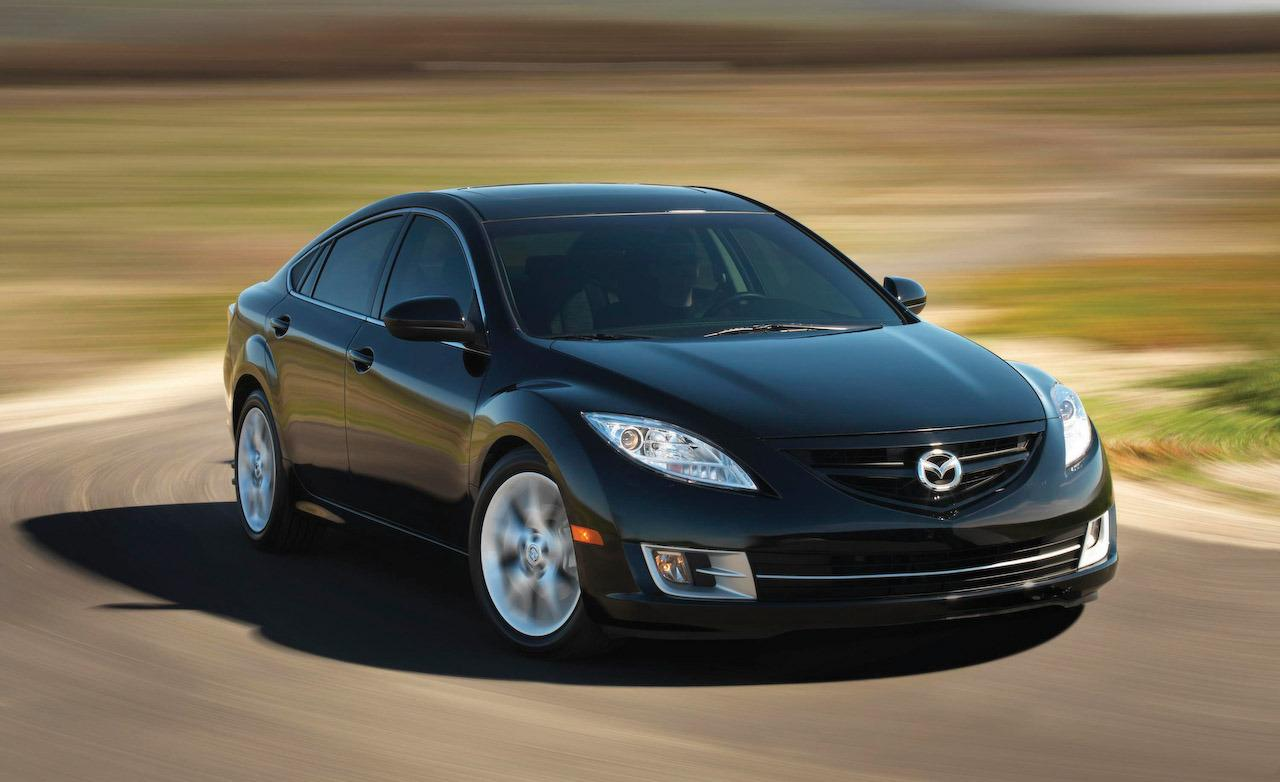 mazda 6 2009 review amazing pictures and images look at the car. Black Bedroom Furniture Sets. Home Design Ideas