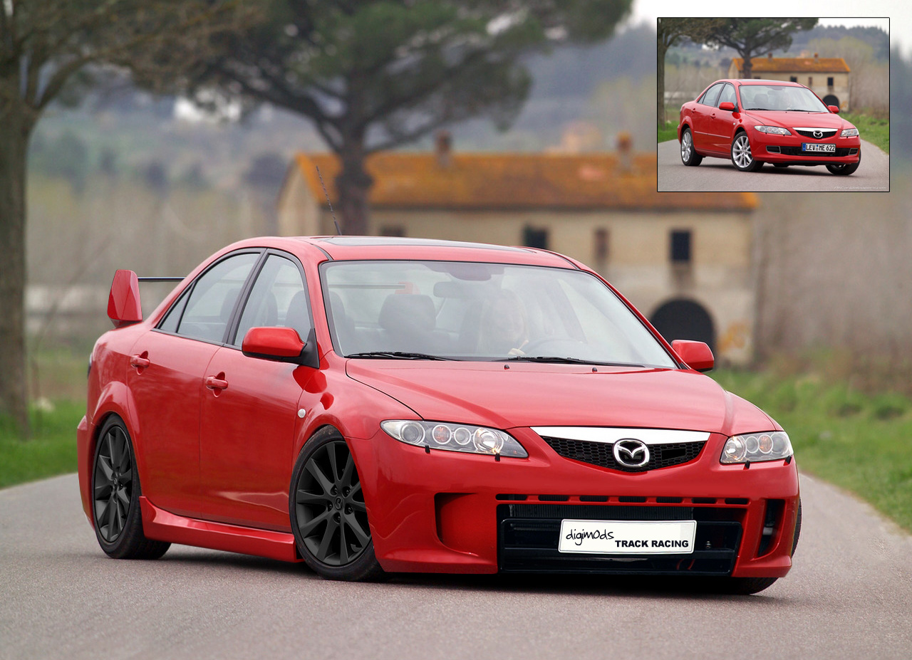 Mazda mazda 6 2004 review : Mazda Atenza 2006: Review, Amazing Pictures and Images – Look at ...