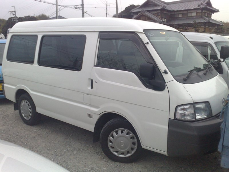 Mazda bongo 1994 photo - 2