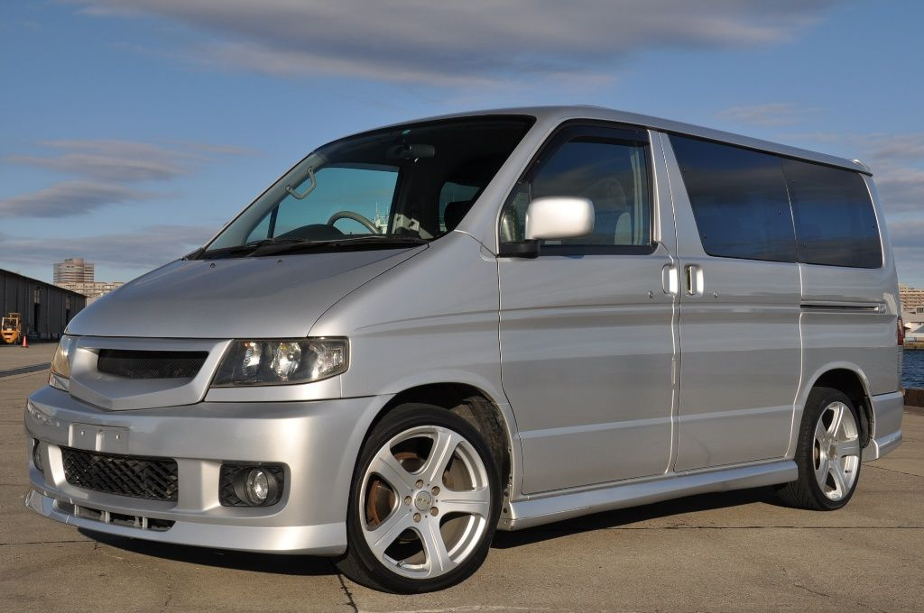 Mazda bongo 2002 photo - 3