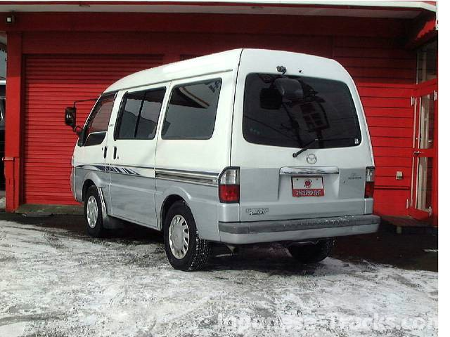 Mazda bongo 2002 photo - 5