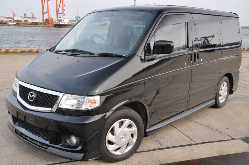 Mazda Bongo 2003 photo - 3