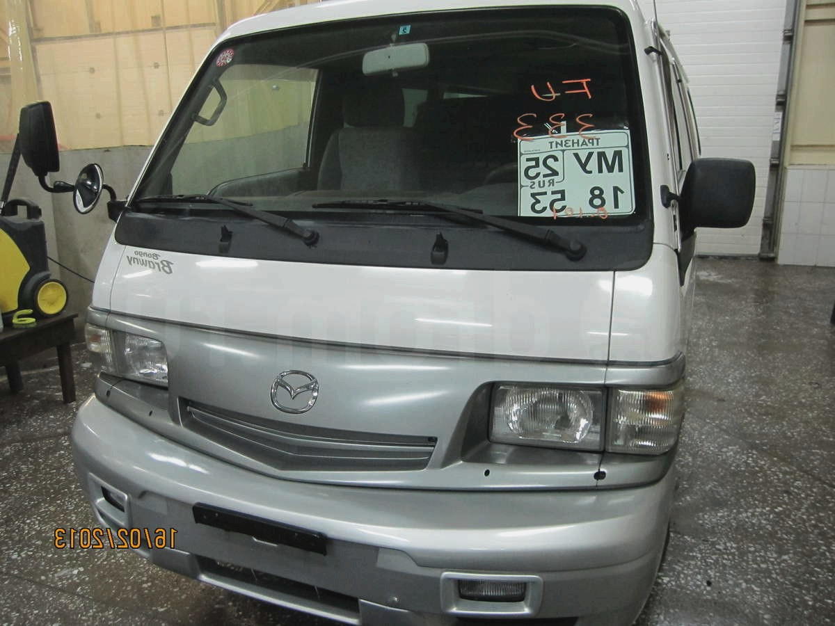 Mazda bongo 2014 photo - 2