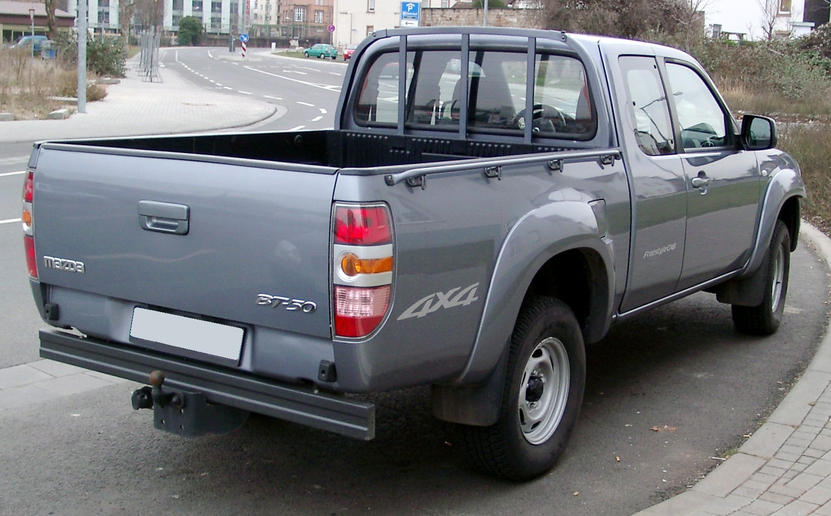 mazda bt-50 2000: review, amazing pictures and images – look at