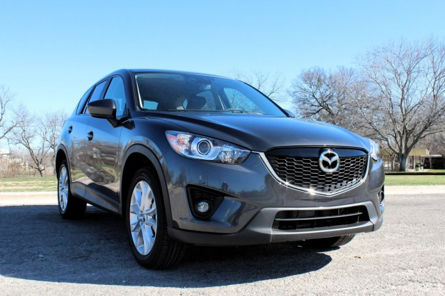 Mazda Cx 5 2014 Review Amazing Pictures And Images