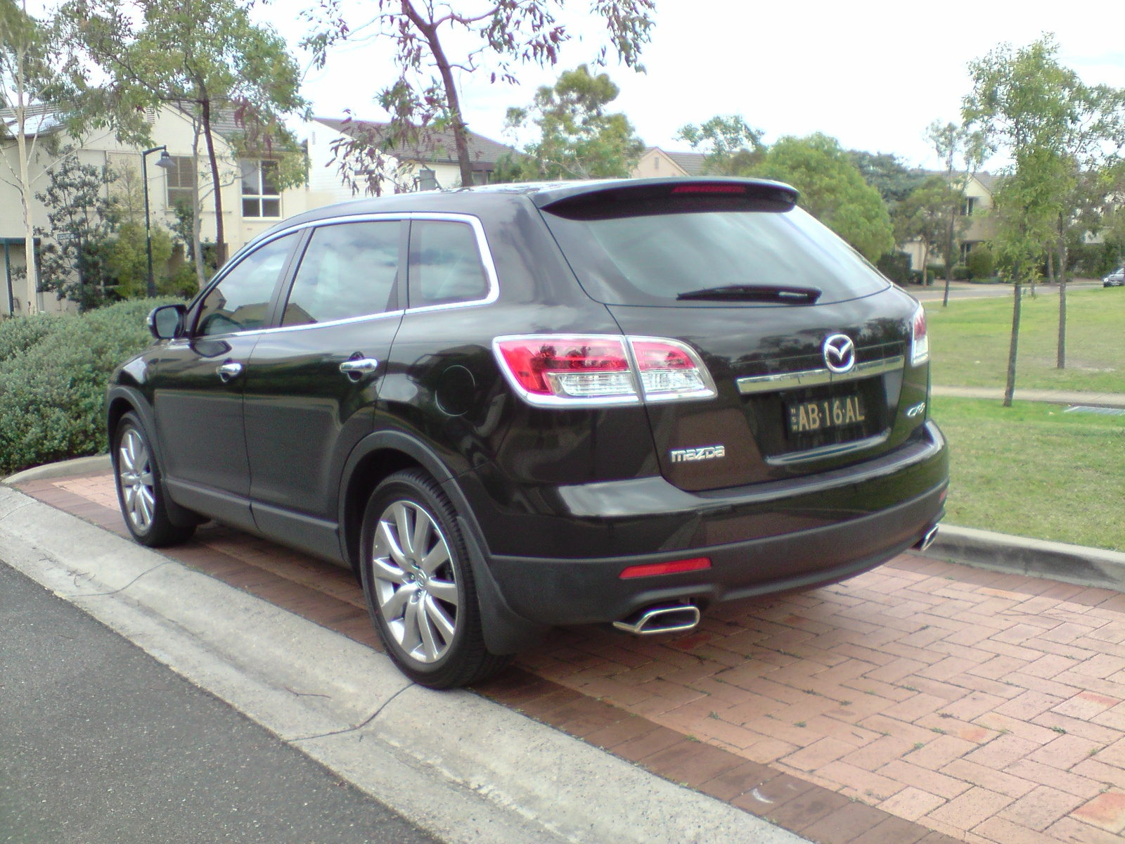 mazda cx 9 2008 review amazing pictures and images look at the car. Black Bedroom Furniture Sets. Home Design Ideas
