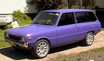 Mazda Capella 1978 photo - 5